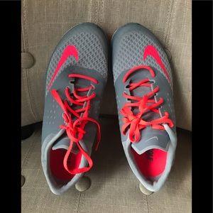 Nike size 8 1/2 light weight